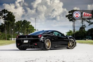 Ferrari 458 Italia 20 Rims HRE P44SC Monoblock Wheels 20x8 5 20x11