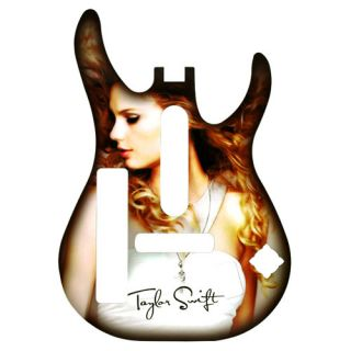 Taylor Swift Guitar Hero 5 Band Hero Faceplate for Wii Brand New from