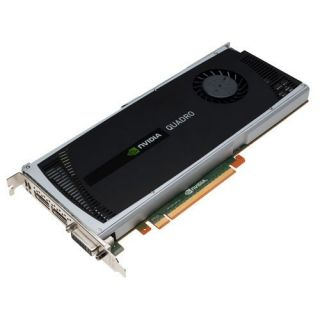 Brand New NVIDIA Quadro 4000 2GB GDDR5 Fermi Series