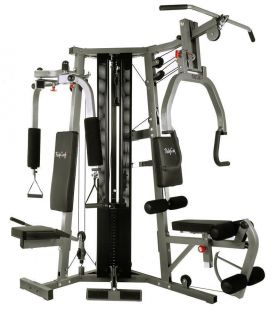 GALENA PRO Multi Station Home Gym Exercise Equipment Fitness Machine