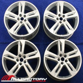 Rover Evoque 19 2012 2013 Factory Wheels Rims Set 4 Four 72232