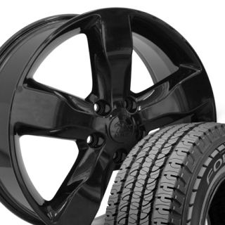 Jeep Grand Cherokee Wheels Rims Set of 4 OEM Rims 9107 Goodyear Tire