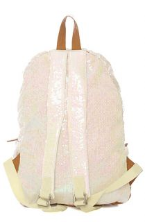 Nila Anthony The Iridescent Backpack in White