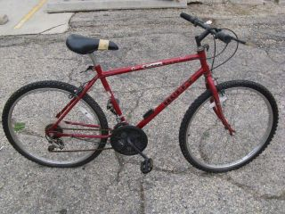 Pepper Bicycle Huffy Cortez Mountain Bike RARE 19 Falcon MTB