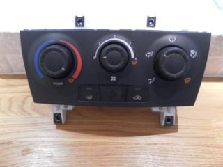Fiat Stilo 01 07 Heater Control Unit Panel & Heated Rear Window Switch