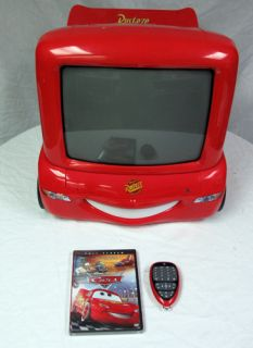 Rust Eze Television DVD Player w Remote Factory SEALED Cars DVD