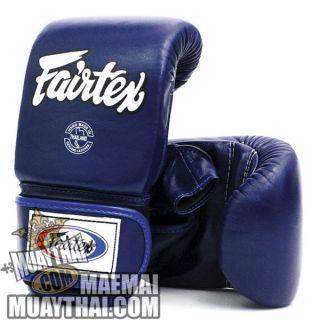 Fairtex Muay Thai Boxing Training Gloves TG03 Black Colour INSTOCK