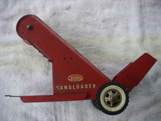Vintage Tonka Toy Sand Loader 1960s Complete