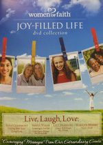 Live, Laugh, Love from the Women of Faith Joy Filled Life DVD