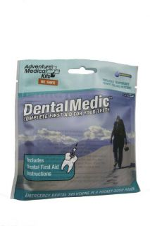 Camping Adventure Medical Kits First Aid Dental Medic Authentic