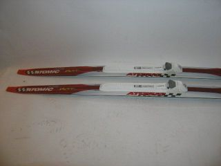 Atomic Race Skate 148cm Cross Country Skis w Bindings
