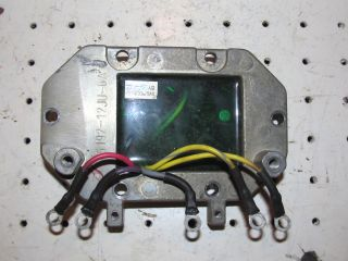 Rectifier Regulator Evinrude Johnson Outboards 120 140 hp V4 1988 89