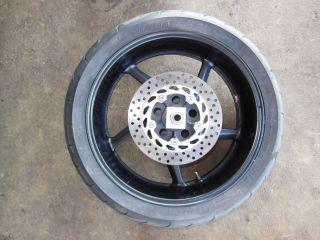 Yamaha FZ1 FZ 1 1000 R1 R 1 Rear Wheel Rim Tire Hub Disk Brake Axle