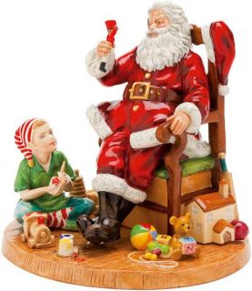 Royal Doulton Figurine Father Christmas 2011 HN5436