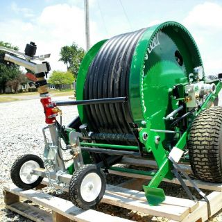 Kifco B110 Water Reel Hard Hose Irrigation System