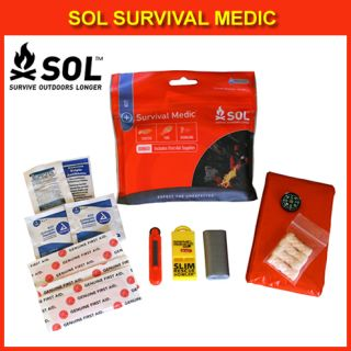 by Adventure Medical Kits Survival Tools First Aid Supplies