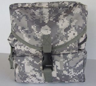 Military ACU Molle Combat Medic GI Style with 1st Aid Kit 132 pc+ New