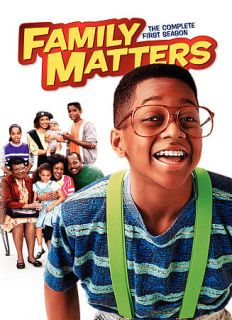 Matters The Complete First Season DVD 2010 3 Disc Set DVD 2010