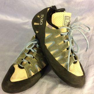 10 Five Ten Siren Rock Climbing Shoes Womens 10