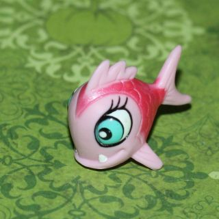 Monster High♥♥ Lagoona Blue Pet Fish Piranha Neptuna