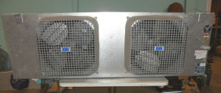 DUTY COMMERCIAL BOHN HEATCRAFT WALK IN COOLER FREEZER EVAPORATOR UNIT