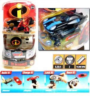 New RC Car Remote Control Incredomobile Incredibles 1 43 Fast Lane