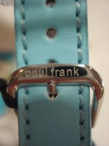 Paul Frank Julius Friends Flamingo Watch Face Blue Strap