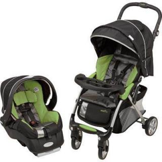 Evenflo Featherlite Travel System Collection Stroller & Car Seat Baby