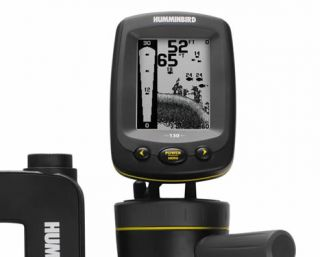 Humminbird 120 Fishin Buddy Portable Fishfinder New