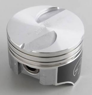 Ford 460 Flat Top Coated Pistons + Rings +.030 1973 74 75 76 77 78 79