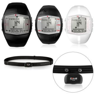 New Polar FT40 Fitness Heart Rate Monitor Mens Black Womens Black