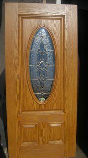 """36"""" Front Fiberglass Entry Display Door"""