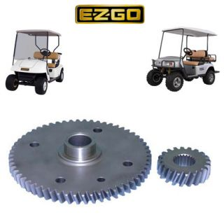 EZGO Gas Golf Cart 1998 Up High Speed Gears 8 1 Ratio