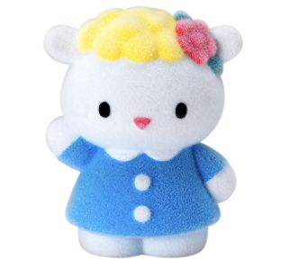 Sanrio Blue Box Vellutata Hello Kitty Collection Fifi Figure