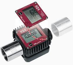 Turbine Digital Diesel Fuel Flow Meter