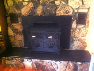 TIMBERLINE WOOD STOVE INSERT SURROUND FAN FOR FIREPLACE MICHIGAN