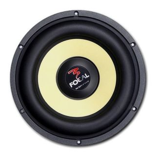 Focal K2 Power Audio Speaker Subwoofer Round Mousepad