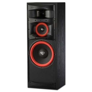 Pair of Cerwin Vega XLS 12 Floor Standing Speakers 743658401118