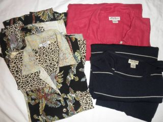 FAITH & EDDIE BAUER Womens Skirt Outfits & Shirt ~ XXL