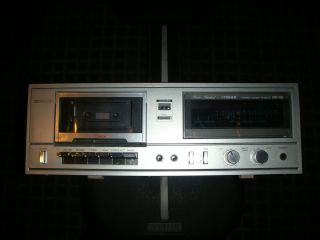 Cassette Deck Fisher Stereo Dolby System