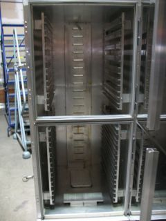 Cres Cor Stainless Steel Meal Food Service Warm Hot Carts Warmers FS4