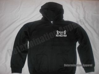 Floyd MAYWEATHER Hoodie Money Team MAYWEATHER Boxing Pacquiao HBO 24