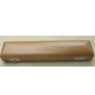 NEW16 Hole Wooden Flute Case Nice Varnish Parts Strong