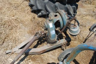 Irrigation Pump 1000 PTO Centrifical Pump on Trailer