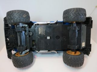 Scale RC Radio Controlled Toyota 4x4 Truck Radio Shack Malibu