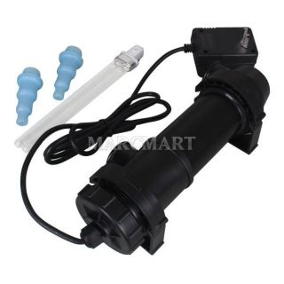 Sterilizer Aquarium Fish Pond Clarifier Tank Lamp Power Supply