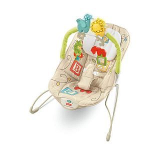 Fisher Price Playtime Bouncer Animal Krackers