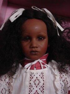 57 Annette Himstedt Mattel Fatou 3809 Doll
