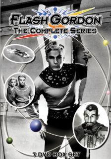 Crabbe,Buster Flash Gordon   Complete Series (2008) DVD Box Set NUEVO