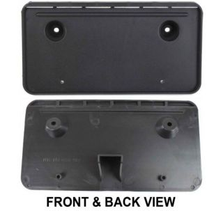 New License Plate Bracket CLEARANCE Front Ford Ranger
